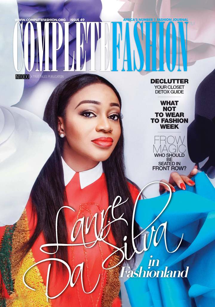 #CFcoverstars: Lanre Da Silva Ajayi And The Okunoren Twins Sparkle For Complete Fashion October Edition