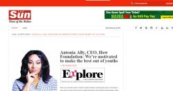 the-how-foundation-sun-newspaper-01