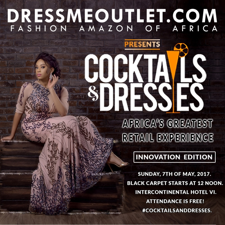 COCKTAILS AND DRESSES EXHIBITION