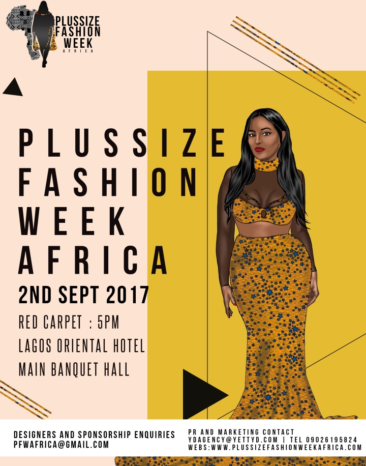 Meet our first four designers Showcasing at Plus-size Fashion Week Africa