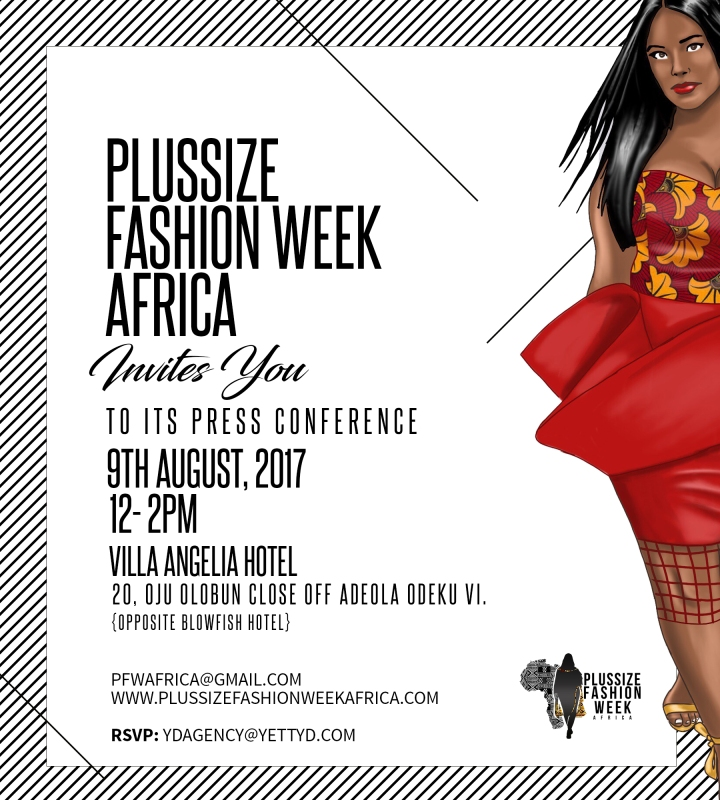 INVITATION TO PFW AFRICA'S PRESS CONFERENCE