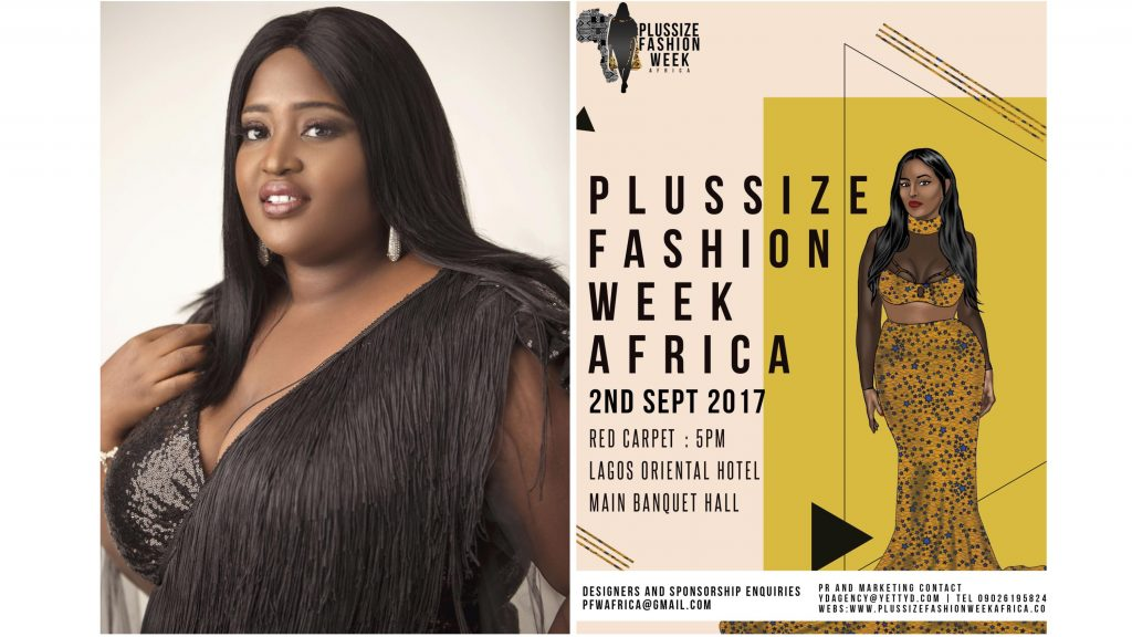 Elle South Africa Features Plus Size Fashion Week Africa Founder