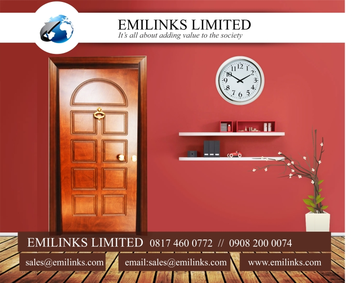 Emilinks Selling Solid Wood Doors That Can Handle Climate Change.