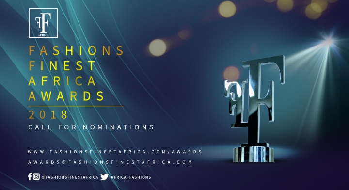 FASHIONS FINEST AFRICA INTRODUCES THE MOST PRESTIGIOUS FASHION AWARDS INAFRICA