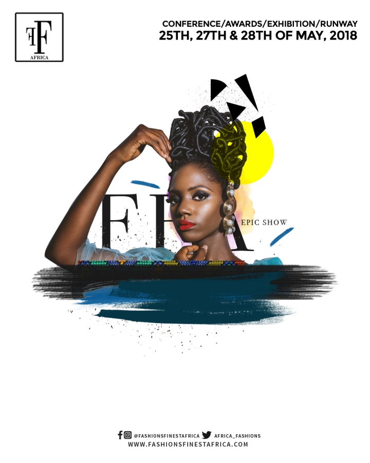 FASHIONS FINEST AFRICA ANNOUNCES NEW SHOW DATES !!!