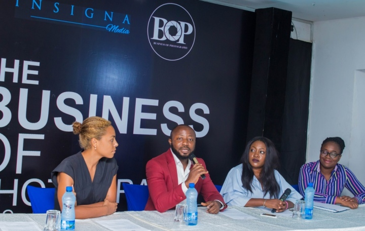 The Business Of Photography Press Conference 2018