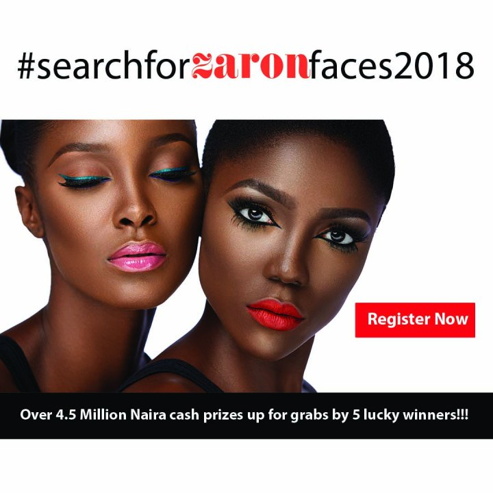 FACE OF ZARON 2018