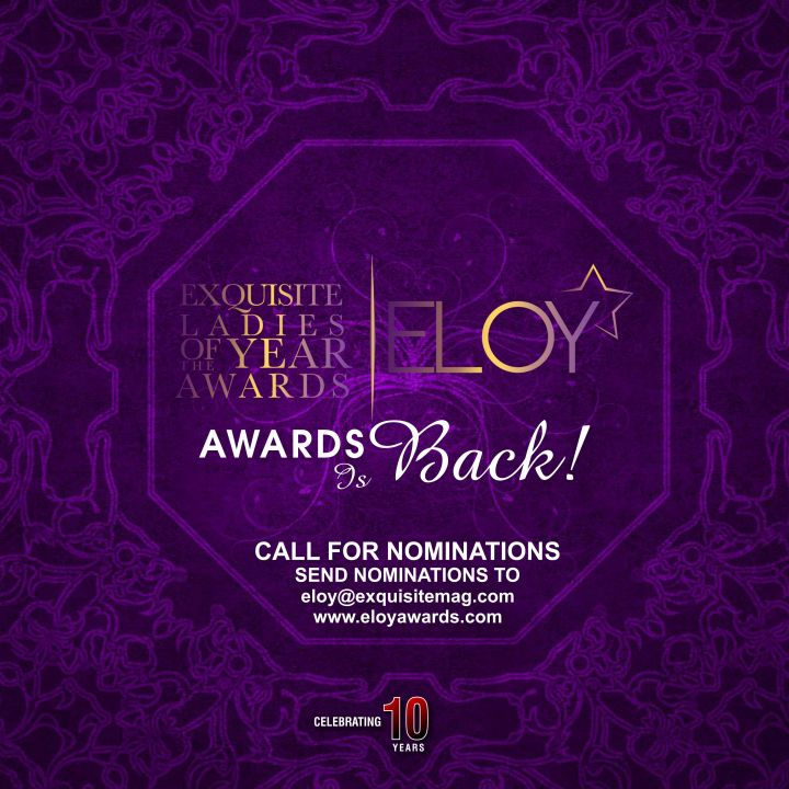 THE ELOY AWARDS is BACK! Celebrating 10 years of Championing Women.