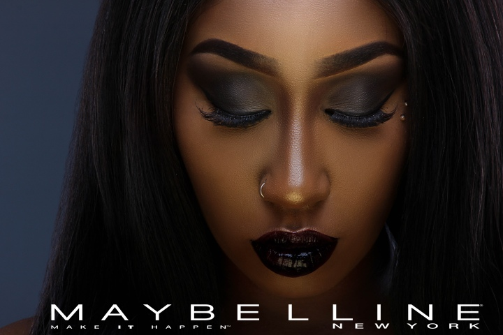 Kenyan Singer/Songwriter, Victoria Kimani lands Major Endorsement dealwith Maybelline NewYork
