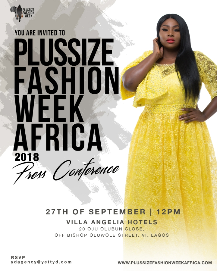 INVITATION TO PFW AFRICA'S PRESSCONFERENCE