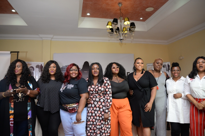 TITBITS FROM PLUSSIZE FASHION WEEK AFRICA 2018 PRESS CONFERENCE