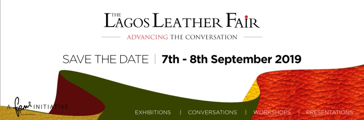 West Africa's Premier Leather Fair is Back!
