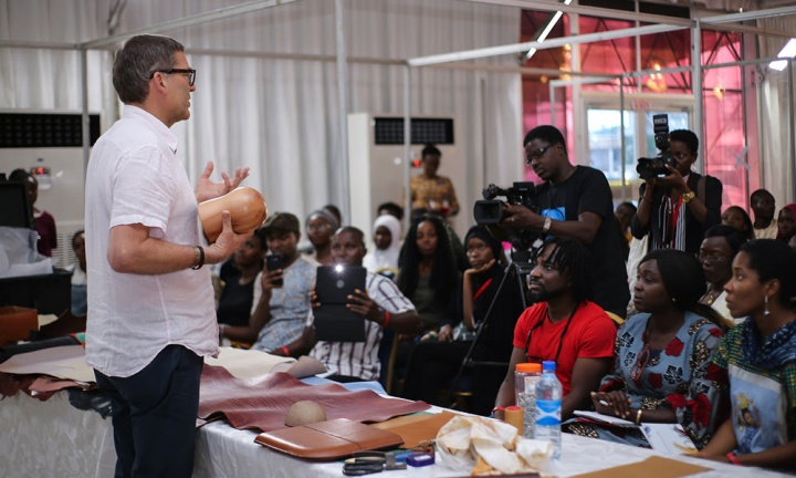 THE LAGOS LEATHER FAIR 2019  SCHEDULE