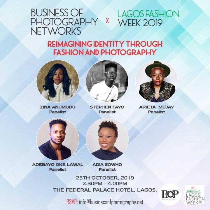 BOP NETWORKS X LAGOS FASHION WEEK2019
