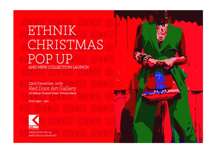ETHNIK CHRISTMAS POP UP!