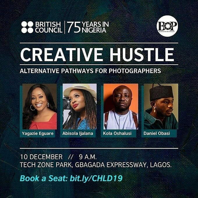 BOP NETWORKS X BRITISH COUNCIL PRESENTS: ALTERNATIVE PATHWAYS FOR PHOTOGRAPHERS