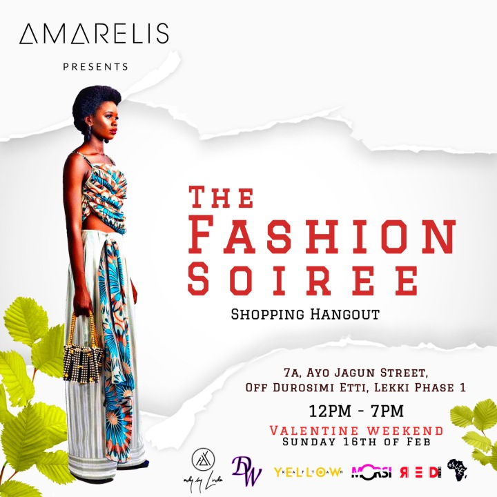 The Fashion Soiree by Amarelis.