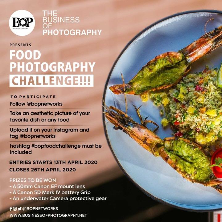BOP Food Challenge