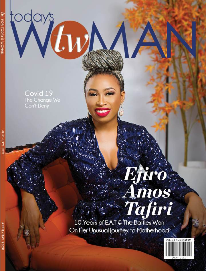Ejiro Amos Tafiri Speaks Her Truth on 10 Years of E.A.T and more..