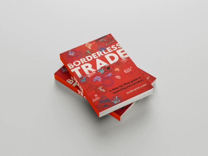 You are Invited to the Virtual Launch of  The Borderless Trade Book By Olori Boye-Ajayi